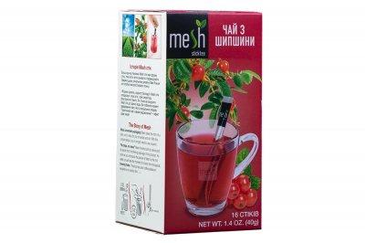 Чай з шипшини Mesh 16 стіків