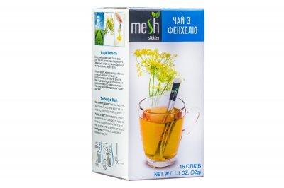 Чай з фенхелю Mesh 16 стіків