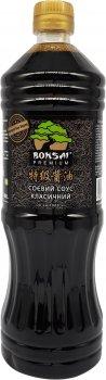 Соус соевый Bonsai Premium классический 1 л (4820172250449)