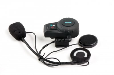 Bluetooth-мотогарнитура для шлема FreedConn VB