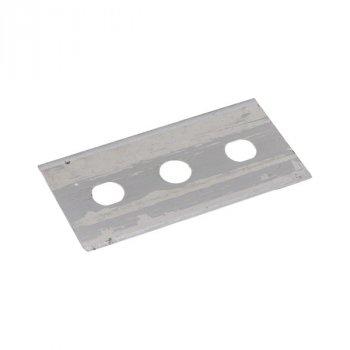 Лезвия к скребку для чистки стеклокерамики Wpro 481281728162 (10шт)