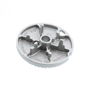 Горелка - рассекатель (средняя) для газовой плиты Electrolux 3540137019