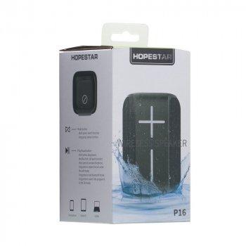 Bluetooth Speaker Hopestar P16 Black (27784)