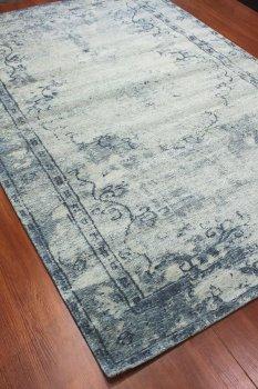 килим-гобелен сучасного стилю з котону і шеніла, машинна робота з Єгипту 195x285 (21201 Catania 0001-999)