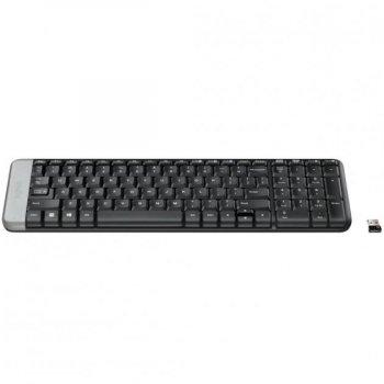 Клавіатура Logitech K230 WL (920-003348)