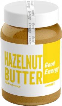 Паста ореховая Good Energy с медом 400 г (4820175572661)