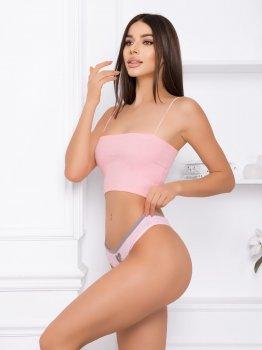 Трусики-танга Magnet BL2-72 Розовые