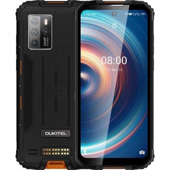 Мобильный телефон Oukitel WP10 8/128GB Orange