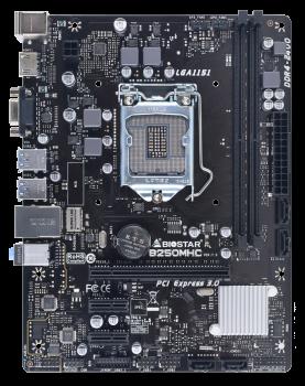Материнська плата Biostar B250MHC Ver. 7.0 (s1151, Intel B250)