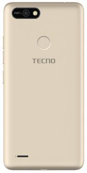 Мобільний телефон Tecno POP 2F (B1f) 1/16GB DualSim Champagne Gold