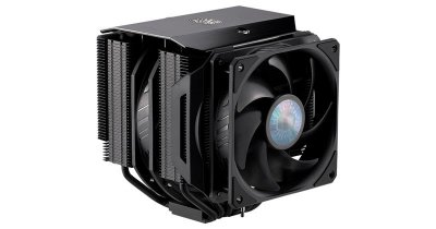 Кулер процесорний CoolerMaster MasterAir MA624 (MAM-D6PS-314PK-R1), Intel: 2066/2011-3/2011/1150/1151/1155/1156/1366/, AMD: AM2+/AM2/AM3/AM3+/AM4/FM1/FM2/FM2+, 140х140х25мм, 4-pin PWM