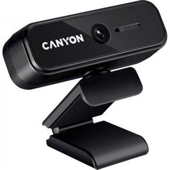 Веб-камера Canyon CNE-HWC2 Black