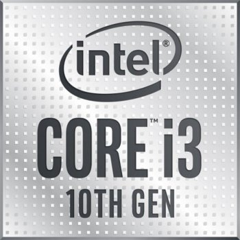 Процесор Intel Core i3 10100 3.6 GHz (6MB, Comet Lake, 65W, S1200) Tray (CM8070104291317)