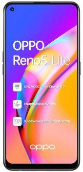 Oppo Reno5 Lite 8/128GB Dual Sim Fluid Black