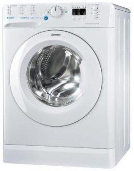 Пральна машина автоматична Indesit BWSA-61253-W-EU 6 кг