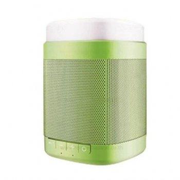 Bluetooth акустика зелений Fuly WK SP390