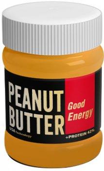 Паста арахисовая Good Energy Protein 42% 250 г (4820175572678)
