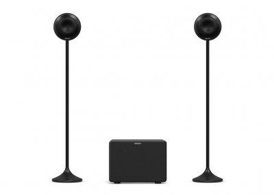 True Stereo аудиосистема для караоке Studio Evolution EvoSound Sphere 2.1 (Black)