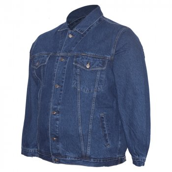 Джинсова куртка DEKONS ku00322907 темно-синій