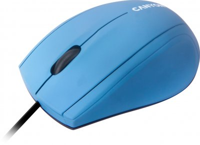 Миша Canyon M-05 USB Light Blue (CNE-CMS05BX)
