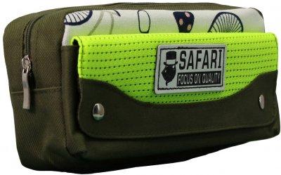 Набор пеналов Safari 3 отделения 3 шт (18025) (8591662180251)