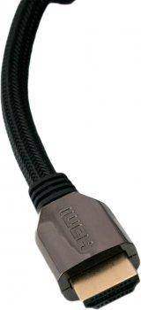 Видеокабель Extradigital HDMI 4K - 120HZ / 8K - 60HZ 48Gbps/s (7680 X 4320 DPI) 1 м (KBH1796)