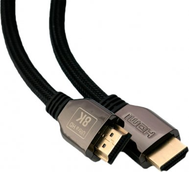 Видеокабель Extradigital HDMI 4K - 120HZ / 8K - 60HZ 48Gbps/s (7680 X 4320 DPI) 3 м (KBH1797)
