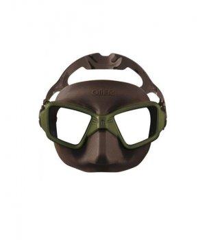 Маска Omer ZERO 3 Mask olive (MA0200BR)