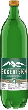Упаковка минеральной лечебно-столовой сильногазированной воды Ессентуки ГОСТ №4 1.5 л х 6 бутылок (4605674000019)
