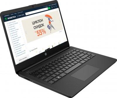 Ноутбук HP 14s-dq2012ur (2X1P8EA) Black