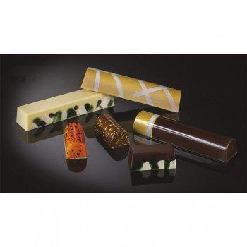 Форма для шоколада Martellato 3.9x1.8 cм (513-MA1997)
