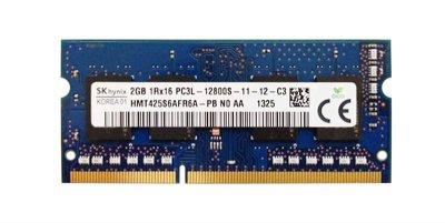 Модуль памяти SO-DIMM 2GB/1600 DDR3 Hynix (HMT425S6AFR6A-PB)