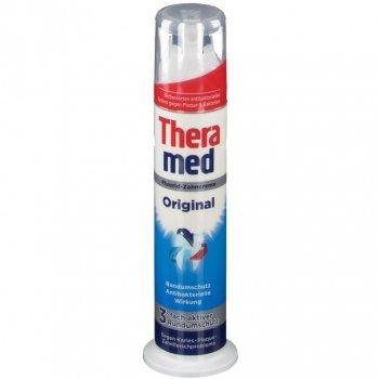 Зубная паста Theramed Zahncreme Original Противокариозная 100ml