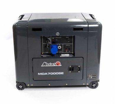 Дизельный генератор Matari MDA7000SE (5кВт)
