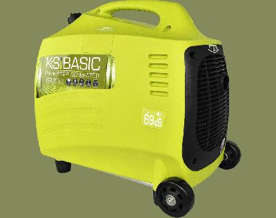 Инверторный генератор K&S Basic KSB 31iE S (3кВт)