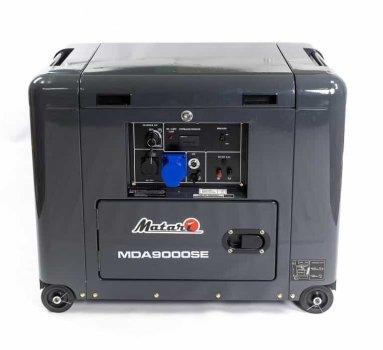Дизельный генератор Matari MDA9000SE (7кВт)