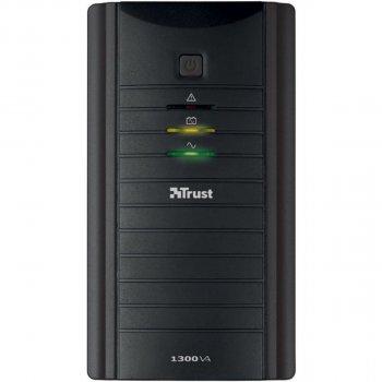 Джерело безперебійного живлення TRUST Oxxtron 1300VA Management UPS