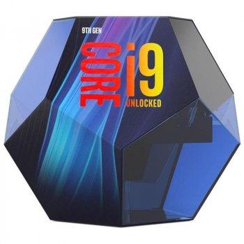 Процессор Intel Core i9 9900K 3.6GHz (16MB, Coffee Lake, 95W, S1151) Box (BX80684I99900K) no cooler