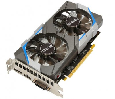 Відеокарта Galax GeForce GTX1050 2048 Mb GDDR5 128bit (10502GD5)