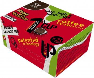 Кофе молотый прессованный для заваривания в чашке UCC 1 CUP Традиционный 20 шт (4820240023531)