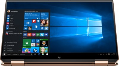 Ноутбук HP Spectre x360 Convertible 13-aw2011ur (2X1W9EA) Black