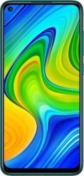 Мобільний телефон Xiaomi Redmi Note 9 3/64 GB NFC Forest Green (Міжнародна версія)