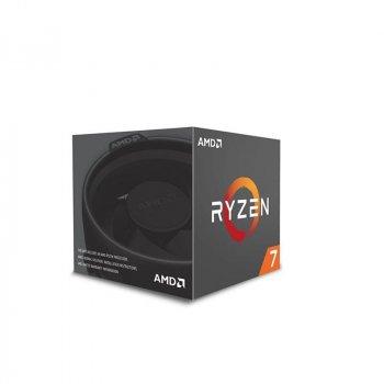 Процессор AMD Ryzen 7 1700X (3.4GHz 16MB 95W AM4) Multipack (YD170XBCAEMPK)