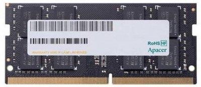 Оперативна пам'ять Apacer DDR4 16GB 2666Mhz (AS16GGB26CQYBGH) (6519873)