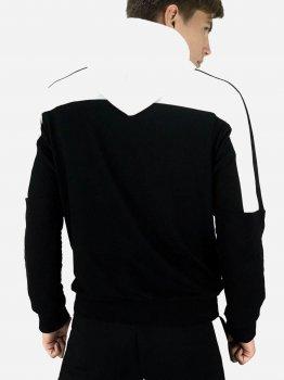 Худі IBR Spirited 1590229359 Чорне з білим