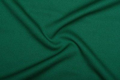 Ткань Трикотаж Джерси (подкладочный) темнозеленый пог. м. (7109)