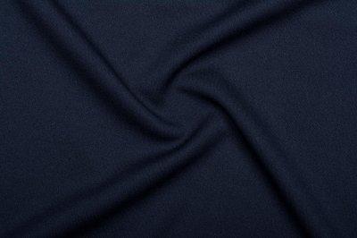 Ткань Трикотаж Джерси (подкладочный) синий пог. м. (6953)