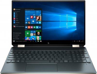 Ноутбук HP Spectre x360 Convertible 15-eb1002ur (2H5Y3EA) Poseidon Blue