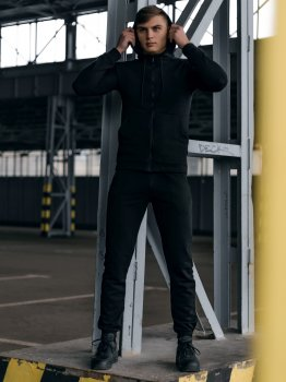 Спортивний костюм IBR Cosmo 1598614529 Чорний