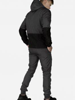 Спортивный костюм IBR Softshell light 1586956772 Серый с черным